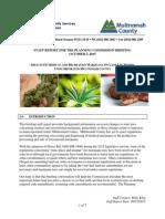 Mult. Co. marijuana report