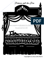 The Princess and the Pea Puppets 2