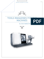 Tools Magazines for Cnc Machines