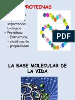Clase 2 Aminoacidos, Proteinas Introd Bioquimica Carrion.