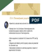 Thermodynamic Properties of Fluids3