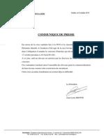 Annulation du concours Charolais d'Avallon 2015