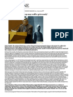 'Nation's Mental Make-up May Suffer Grievously' _ Frontline