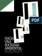 Augusto Angel Maya Hacia Una Sociedad Ambiental
