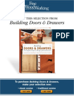 Mu 8063 Building Doors Drawers