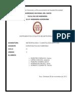 Estacion Meteorologica - LaboESTACION METEOROLOGICA - LABORATORIO.docratorio