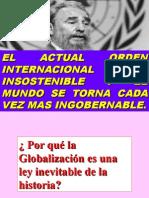 Globalización Neoliberal