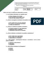 Examen Historia 2014 2° básico