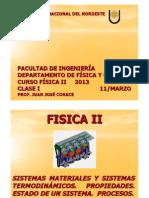 Fisica II Clase 01