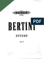 IMSLP290990-PMLP20767-HBertini 24 Etudes Op.29 Ruthardt