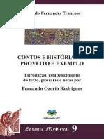 Contos e Historias de Proveito e Exemplo