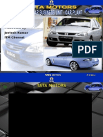 Tata Motors Plant Layout