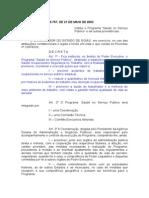 Decreto Nº 5.757