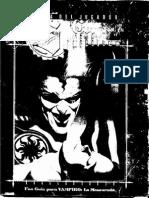 Vampiro La Mascarada - El Sabbat, Guia Jugador