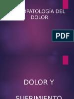 1. Fisiopatologia Clasificacion y Medicion Del Dolor. Vicente de Luis