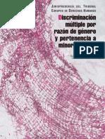 Discriminacion Multiple Por Razon De Genero Y Pertenencia -Dialnet-