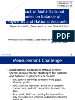 International Finance MNC
