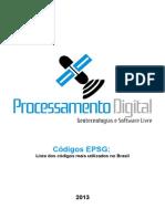 20130901 Lista Codigos EPSG