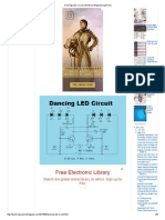 Dancing LED Circuit _ Electrical Engineering World