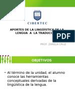 Semana 6 Aportes de La Linguistica de La Lengua a La Traduccion