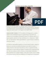 Andrés Alcalde en Rdo. Beethoven - 2014