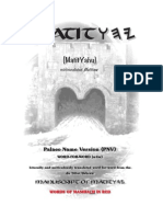 MattithYAHu Hebrew