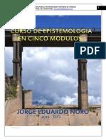 Curso de Epistemologia en Cinco Modulos