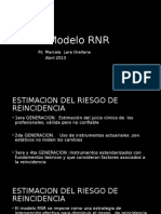Modelo RNR (2013)