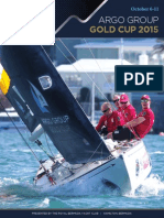 Argo Group Gold Cup 2015_program