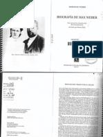 Biografía de Max Weber [Marianne Weber]