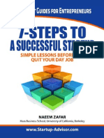 7Step Startup eBook