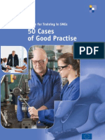 Guide for Training in SMEs - 50 Cases of Good Practise