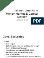 Lec # 05 Money & Banking