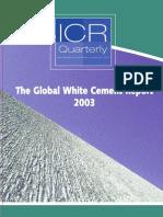 White Cement Repot