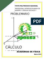 PROBLEMARIO DE Cu00C3u0081LCULO VECTORIAL 2014-15.doc