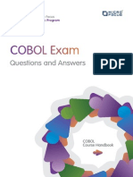Visual COBOL Question and Answers