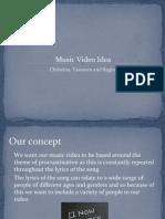 MV Presentation
