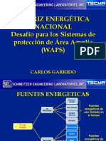 Matriz Energética. Un Desafío Para Los WAPS