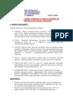 Proyecto Final Riegos 2015-II