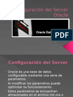 Oracle Configuración Del Server Oracle