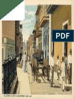 Calle de La Luna, San Juan 1909