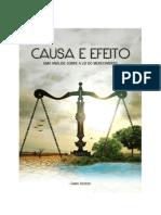 Causa e Efeito - Daniel Rodrigues