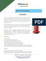 Ficha Tecnica - Hidrantes
