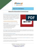 Ficha Tecnica - Botoneira Rearmável Convencional
