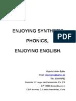 Enjoying Synthetic Phonics
