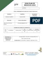 Guia Plan de Negocios Sinergia 2015 (1)