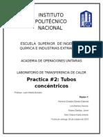 INSTITUTO  POLITÉCNICO NACIONAL tubos concentricos