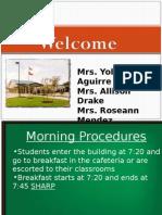 4th grade curriculum night 2015-2016 ppt