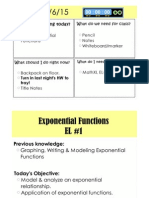 el1 exponential functions cj filled in