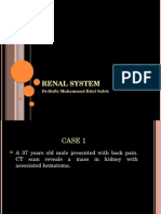Renal System Mod
